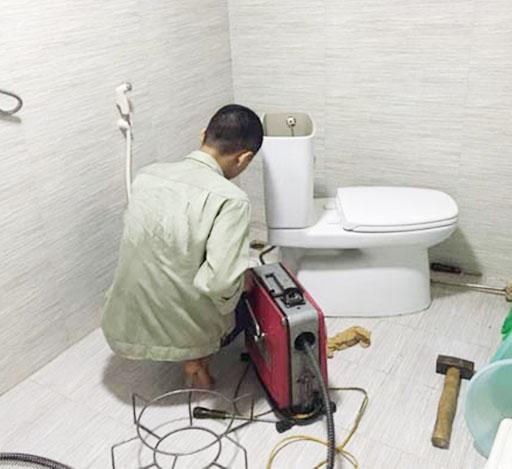 Công ty hút hầm cầu Tân Thành